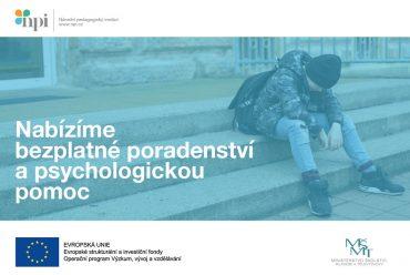 NPI nabízí poradenství ipsychologickou pomoc